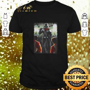 Nice Darth Vader Negan Star Wars The Walking Dead shirt