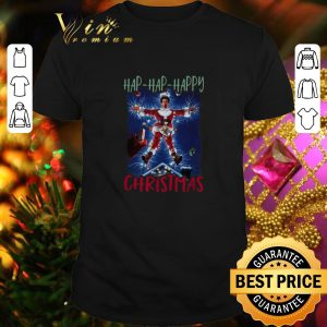 Official National Lampoon's Hap Hap Happy Christmas shirt
