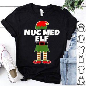 Original Nuc Med Favorite ELF Nuclear Medicine Tec Christmas sweater