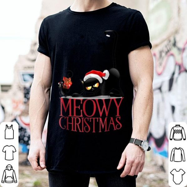Premium It's my funny Christmas cat pajamas, shirt