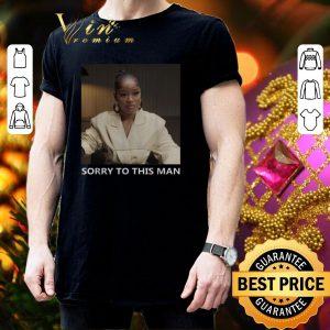 Premium Keke Palmer Sorry To This Man shirt 2