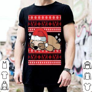 Premium Ugly Christmas Sloth sweater