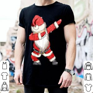 Top Dabbing Santa Claus Christmas Kids Boys Girls Dab Xmas Gifts shirt