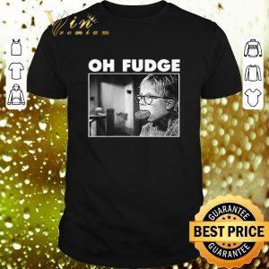 Cool Ralphie Oh Fudge A Christmas Story shirt
