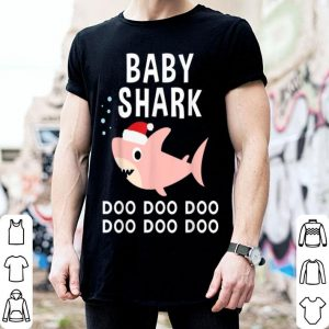 Nice Baby Shark Doo Doo Christmas for Family Pajamas sweater