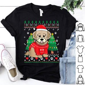 Nice Maltipoo Christmas Ornament Tree Xmas Dog Gift sweater