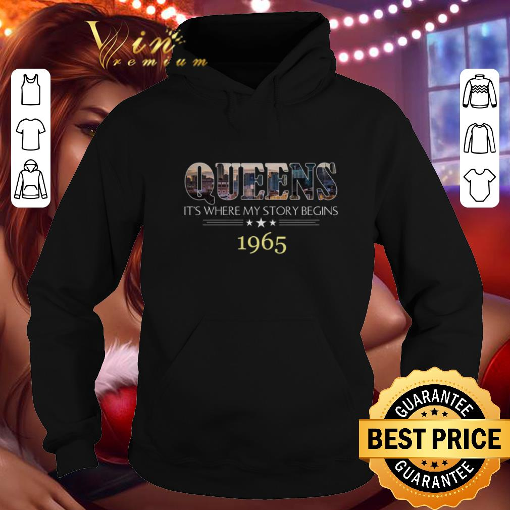 Nice Queens It s Where My Story Begins 1965 shirt 4 - Nice Queens It's Where My Story Begins 1965 shirt