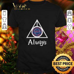 Official Always Love The Buffalo Bills Harry Potter Mashup shirt