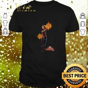 Official Captain Marvel punch Avengers Endgame shirt