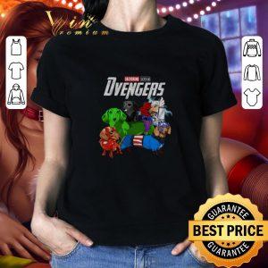 Official Dachshund Dvengers Marvel Avengers Endgame shirt