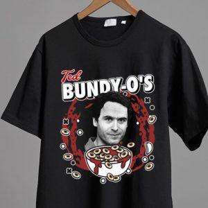 Official Ted Bundy-o's Cereal Killer shirt
