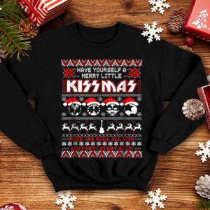 Original KISS - Merry Little KISSmas sweater