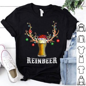 Original Man Cave Reinbeer Christmas Gift For Beer Lovers Costume sweater