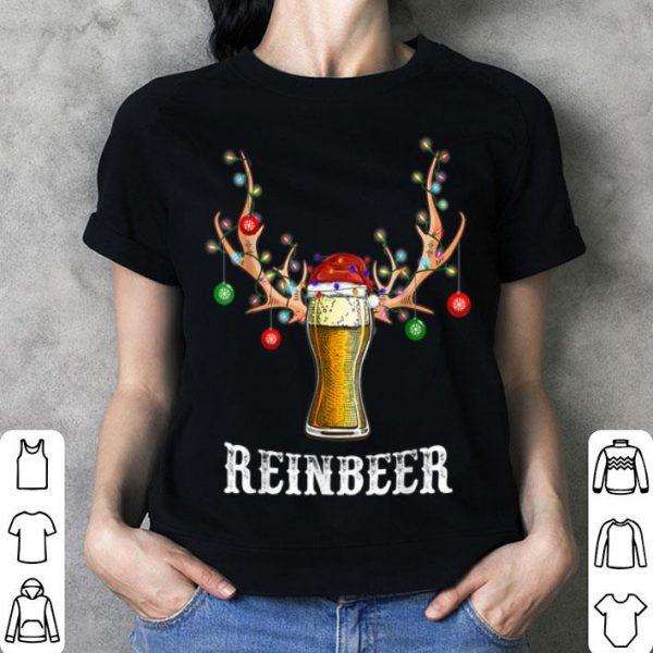Original Man Cave Reinbeer Christmas Gift For Beer Lovers Costume sweater