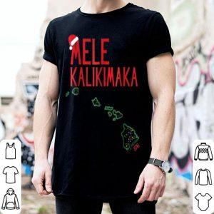Original Mele Kalikimaka Hawaiian Christmas 2018 Gift sweater