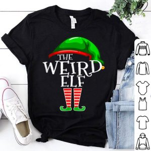 Original The Weird Elf Group Matching Family Christmas Gifts Holiday sweater