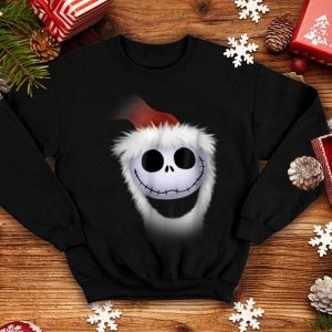 Premium Disney Nightmare Before Christmas Santa Jack sweater