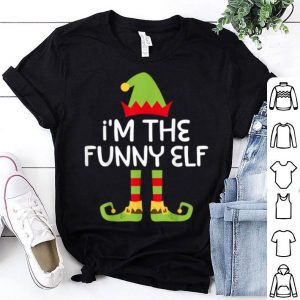 Premium I'm The Funny Elf Matching Christmas Costume sweater