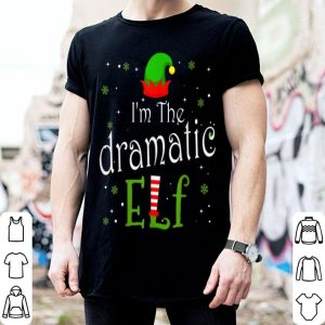 Premium I'm The dramatic Elf Group Matching Family Christmas sweater