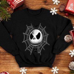 Top Disney Nightmare Before Christmas Jack Web sweater