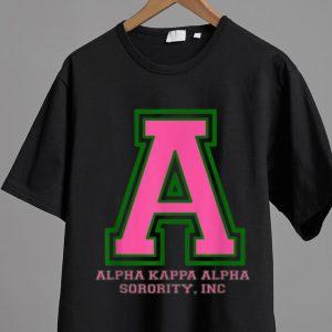 Nice Alpha Kappa AKA Alpha Sorority INC shirt