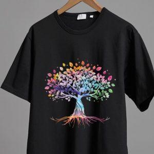 Premium Colorful Life Tree Is Really Good shirt