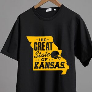 Awesome Kansas City Chiefs The Great State Of Kansas 2020 shirt