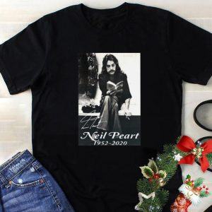 Cheap Neil Peart 1952 2020 Signature autographed shirt