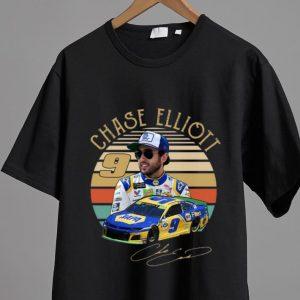 Great Chase Elliott vintage sunset shirt 1