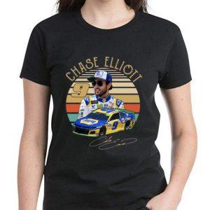 Great Chase Elliott vintage sunset shirt 2