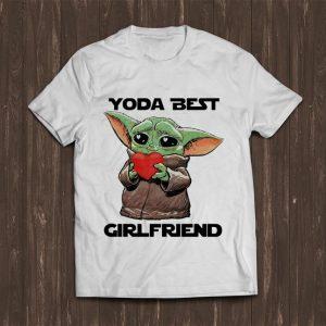 Hot Baby Yoda Best Girlfriend shirt