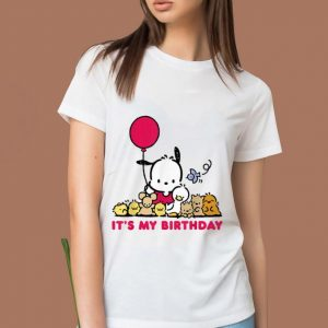 Hot It's My Birthday Pochacco shirt