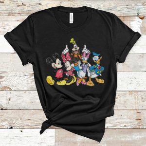 Official Disney Mickey Mouse And Friends shirt