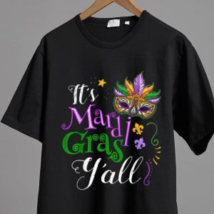 Original It's Mardi Gras Y'all Parade Lovers shirt 1