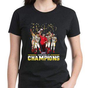 Premium Kansas City Chiefs Super Bowl Liv Champions NFL shirt 2