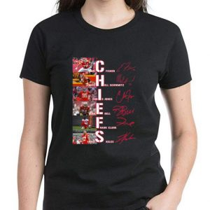 Pretty Kansas City Chiefs Eric Fisher Mitchell Schwartz Chris Jones Blake Bell shirt 2