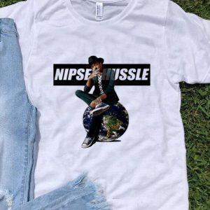 1985-2019 RIP Crenshaw Nipsey Hussle world shirt