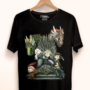 Game Of Thrones Rhaegal Gendry Arya Stark Baelor shirt