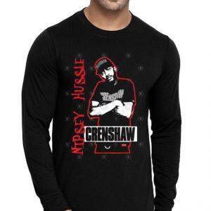 Legend Rip Nipsey Hussle Crenshaw shirt