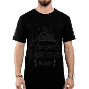 Mountain and forest Once a year go someplace you've never been before shirt