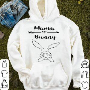 Nice Mama Bunny Baby Bunny Pregnancy Announcement Gift shirt