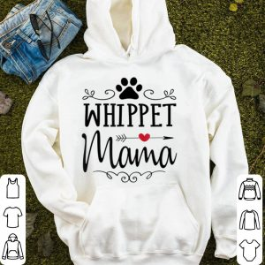 Official Whippet Mama - Funny Whippet Gift For Whippet Lover shirt