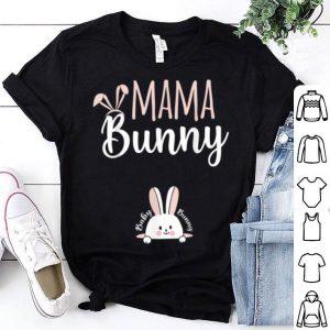 Original Mama Bunny Easter Pregnancy Baby Announcement Cute Gift shirt