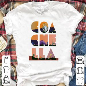 Coachella music 2019 shirt