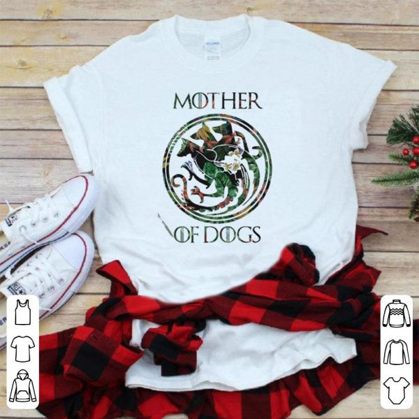 Game Of Thrones – Flower Mother Of Dogs shirt