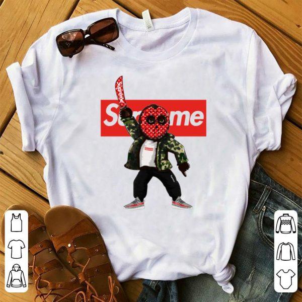 Jason Voorhees Lv Supreme shirt