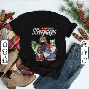 Marvel Avengers Shetland Sheepoog SSvengers shirt