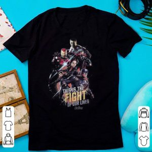 Marvel Avengers Super Hero this is the fight of our lives shirt