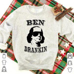 Ben Drankin 4th of July Funny Benjamin shirt