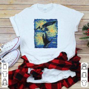 Starry Flight shirt